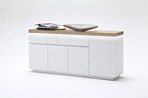 iNNOtrend by MCA furniture Sideboard ROMINA inkl. LED Beleuchtung