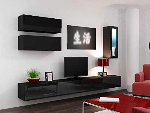 schickes sideboard h ngend bestellen. Black Bedroom Furniture Sets. Home Design Ideas