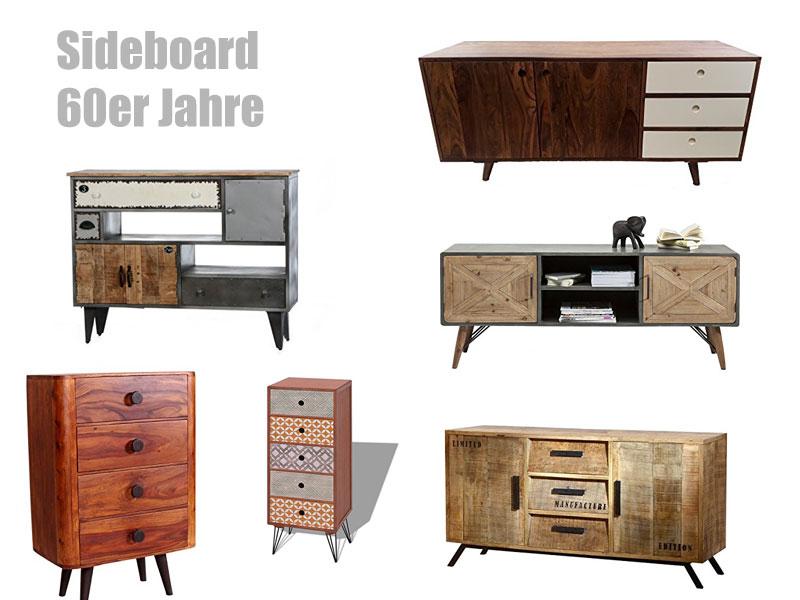Sideboard 60er Jahre